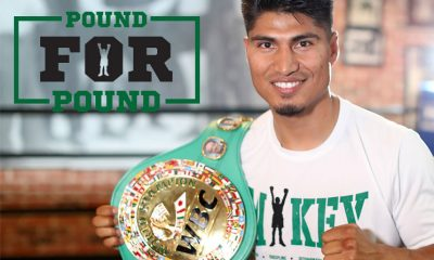 Boxer Mikey Garcia, Pound for Pound CBD Team Up to Educate People on CBD