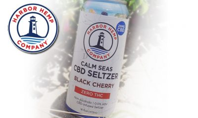 Calm Seas Seltzer Added to CBD Product Lineup At Harbor Hemp