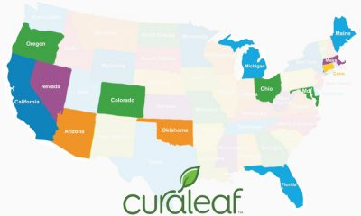 Curaleaf Plots Select Brand Journey into Florida, Maine, Massachusetts and Ohio