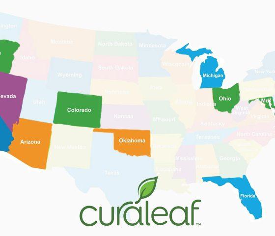 Curaleaf Plots Select Brand Journey into Florida, Maine, Massachusetts and Ohio