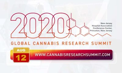 The Global Cannabis Research Summit to Stream Online August 12