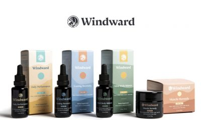 New Windward CBD Products Debut with Organic Botanical Hemp Extract