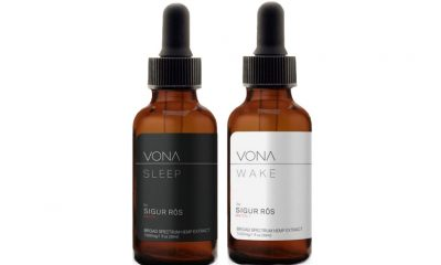 Sigur Rós and VONA to Make High-Grade CBD Tinctures WAKE and SLEEP