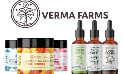 Verma Farms Hemp CBD Oil, Gummies, Topicals and Dog Products
