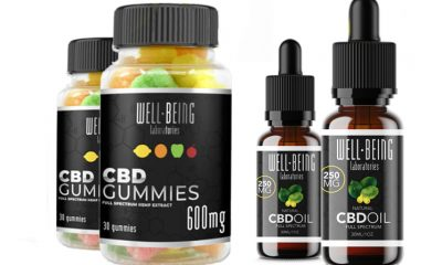 WBL CBD Oil and WBL CBD Gummies: Hemp Tincture or Edibles?
