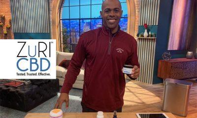 ZuRI CBD, Dr. Ian Smith Makes Appearance on The Rachael Ray Show