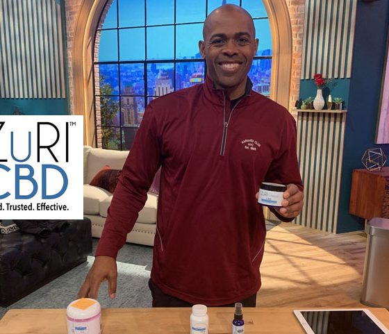 ZuRI CBD, Dr. Ian Smith Makes Appearance on The Rachael Ray Show
