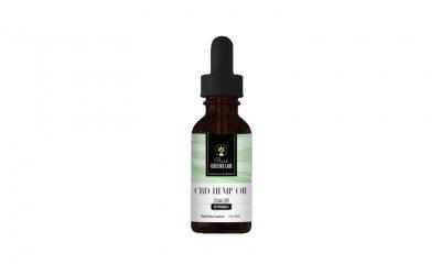 Pure Greens Lab CBD Oil