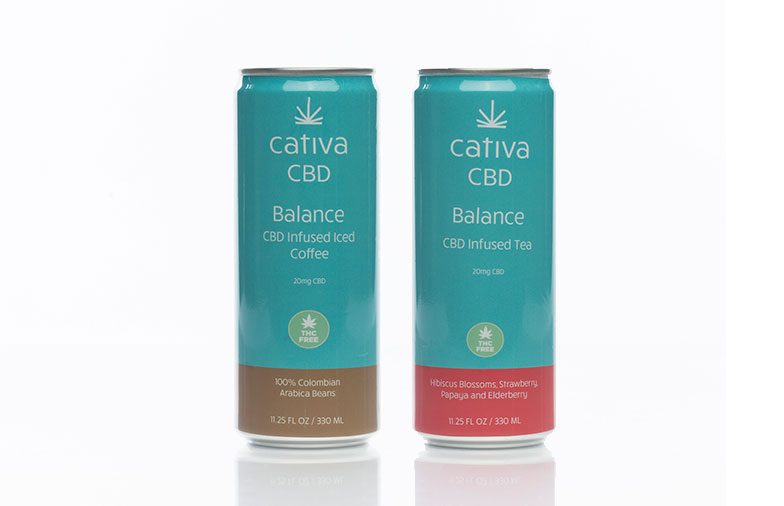New Balance CBD Sublingual Tinctures Debut from Cativa Health
