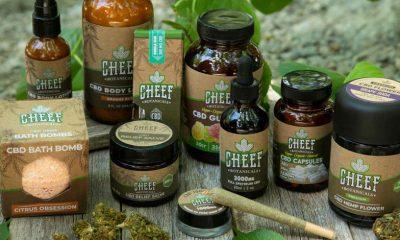 Cheef Botanicals CBD: Premium Natural Organic CBD Products
