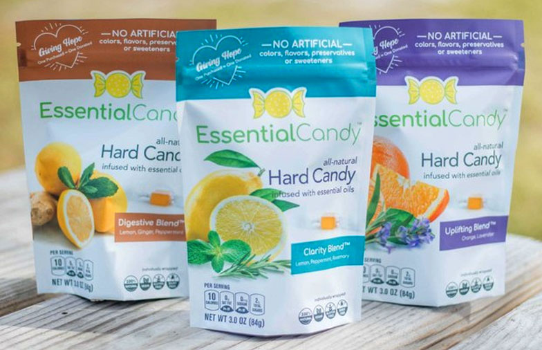 Essential Candy: New CBD Hard Candies Infused with Essential Oils Debut