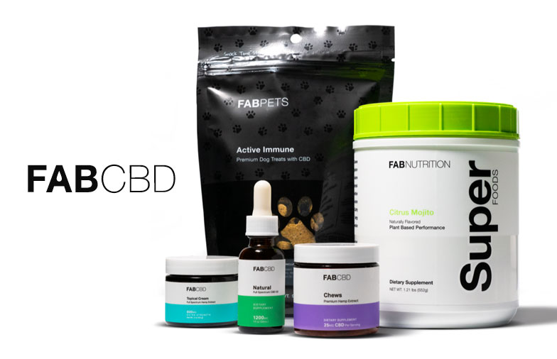 FAB CBD: Review of a Leading CBD Oil Brand and Product Line