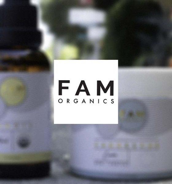 Fam Organics CBD: USDA Certified Organic CBD Oils and Topicals