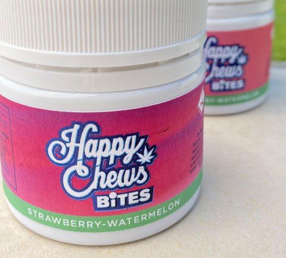 Happy Brandz Launches Happy Chews BiTES as Edible Shelled Confection