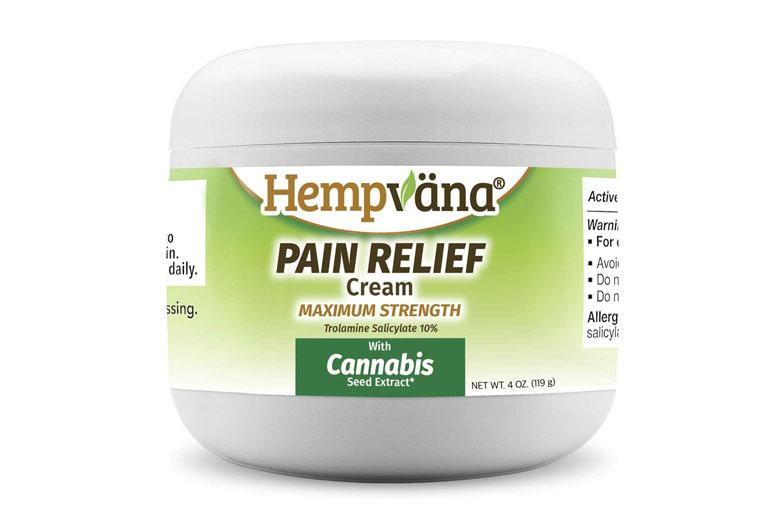 Hempvana Pain Relief Cream: Effective Hemp CBD Oil Extract?