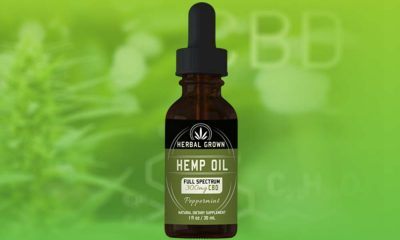 Herbal Grown CBD Oil: Safe Full Spectrum Hemp Oil Tincture?