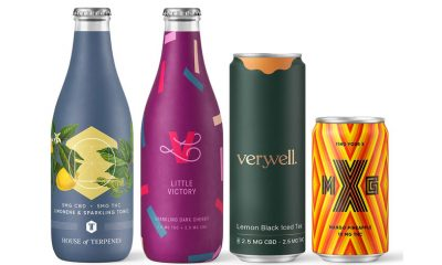 Hexo and Molson's Truss Beverage Co Debuts 5 New Cannabis Drinks