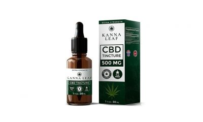 Kanna Leaf CBD: Is Kanna Leaf CBD Oil Tincture Legit to Use?