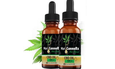 MariCanna RX CBD: Most Powerful Hemp CBD Oil on the Market?
