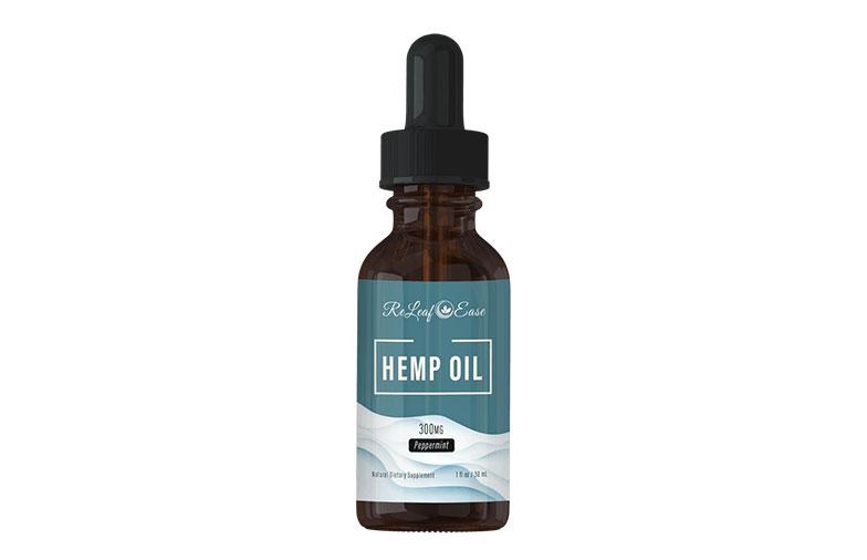 ReLeaf Ease CBD Oil: Is ReLeaf Ease Hemp Tincture Any Good?