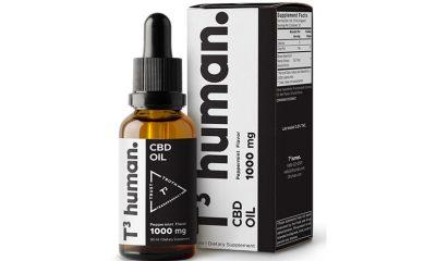 T3 Human CBD: Pure Broad Spectrum CBD Hemp Oil Tincture