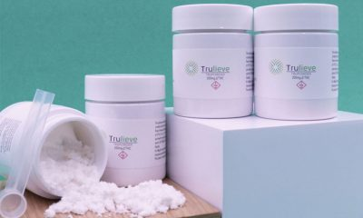 Trulieve TruPowder Nano-Encapsulated Cannabinoid Powder Adds More Flavors