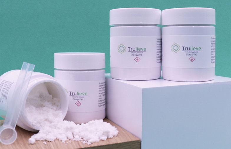 Trulieve TruPowder Nano-Encapsulated Cannabinoid Powder Adds More Flavors