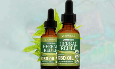 Herbal Relief CBD: Is Organifarm Herbal Relief CBD Oil Legit?