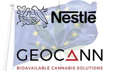 Nestlé, Geocann Expands CBD Hemp Softgels with VELIsorb into Europe