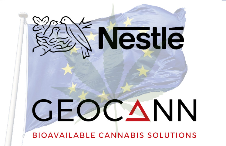 Nestlé, Geocann Expands CBD Hemp Softgels with VELIsorb into Europe
