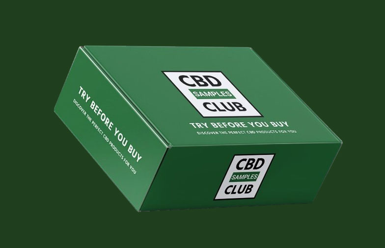 CBD Samples Box Launches for Consumer Friendly CBD Product Selection