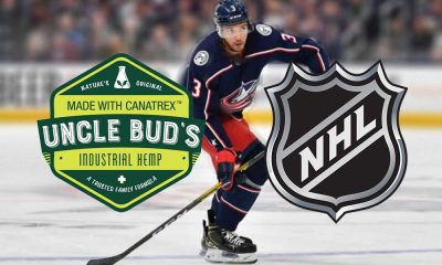 NHL Star Seth Jones Seals a Deal with Uncle Bud Hemp CBD Product Line