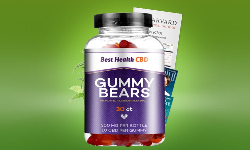 Best Health CBD Gummy Bears: Review the BestHealth Gummies