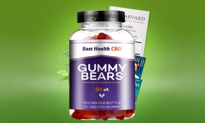 Best Health CBD Gummy Bears: Review the BestHealth Gummies