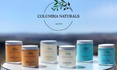 Columbia Naturals Adds More CBD Oil into Topical Skin Lotion
