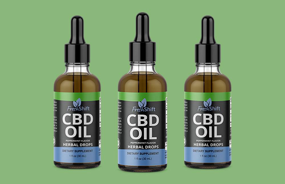 Fresh Shift CBD: Are FreshShift CBD Oil Drops Safe to Use?