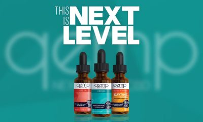 Nature Sunshine Releases qemp Calm and qemp Joint CBD Products