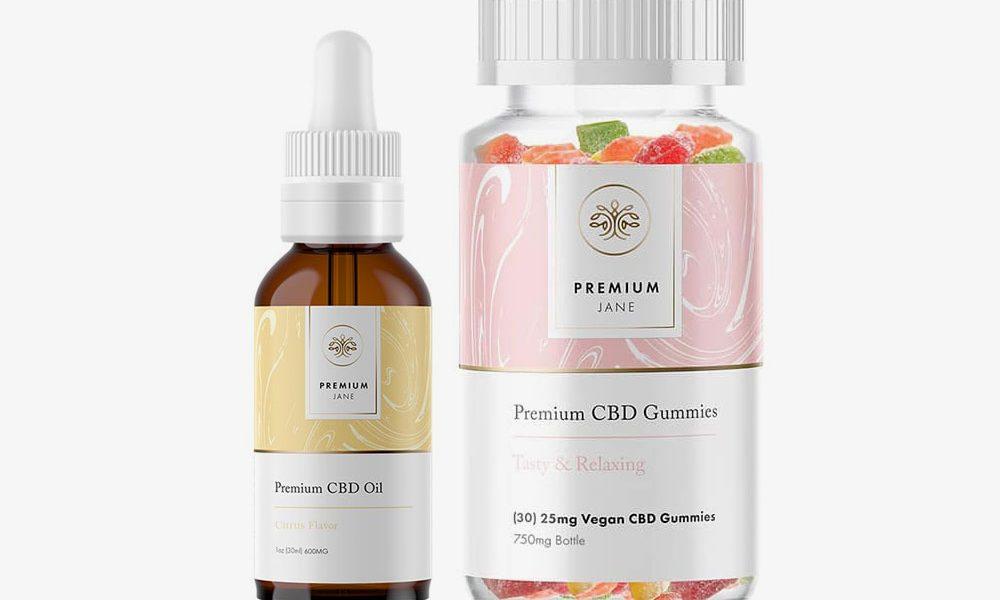 PremiumJane Expands CBD Oil Tinctures and Gummies Product Line