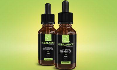 Rebalance CBD: Review Full Spectrum Rebalance CBD Hemp Oil