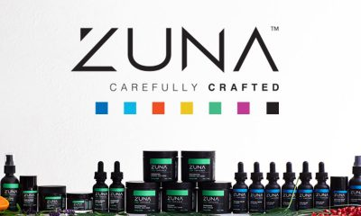 ZUNA Brands Launches Relief Topical and Edible, Personal Care Products