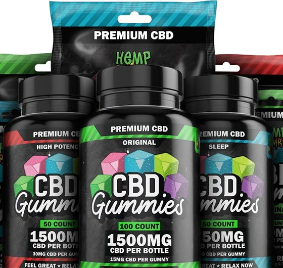Hemp Bombs CBD Gummies Updates CBD Oil-Infused Edibles