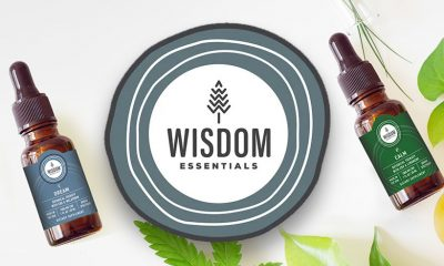 Wisdom Essentials CBD: Botanical Hemp CBD Health Formulas