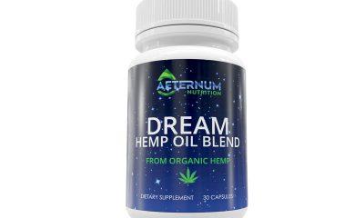 Aeternum Nutrition Dream Hemp CBD Oil: Pure Herbal Ingredients