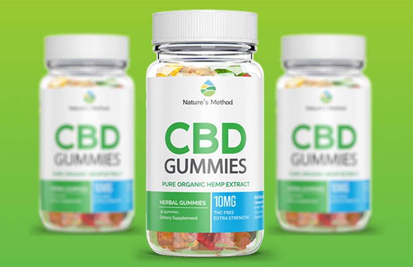 Nature's Method CBD Gummies: Legit CBD Edible Gummy Bears?