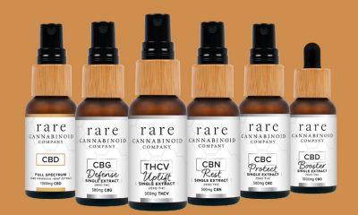 Rare Cannabinoid Adds New Extra Strength 3000mg CBD Booster