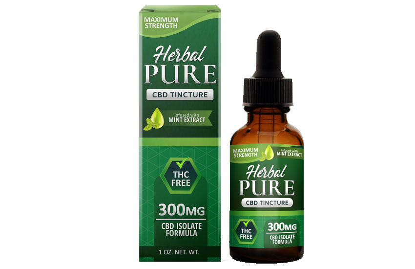 Herbal Pure CBD: Safe to Use Hemp CBD Oil or Fake Tincture?