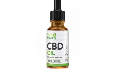 Pure Healing CBD: Safe Hemp-Derived Cannabidiol Oil to Try?