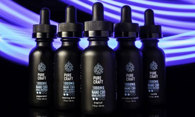 Pure Craft CBD Launches Highly Bioavailable Cannabis Oil Formulas