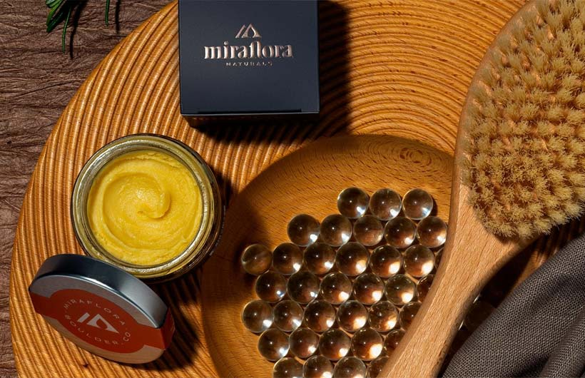 Miraflora HempFlora Features Organic CBD for Bath and Body Products
