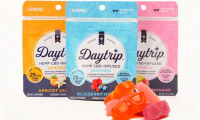 Daytrip Steps Into New Market With Hemp CBD Infused Gummies